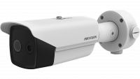 Hikvision DS-2TD2136-10/V1 10mm fixed lens thermal network bullet camera Bracket Included