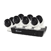 Swann 8 Camera 8 Channel 5MP Super HD NVR Security System