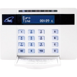 Pyronix EUR-068 - EURO LCDP Remote Keypad with in-built Prox Tag Reader