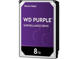 Western Digital WD82PURZ - 8 TB HDD - PURPLE SURVEILLANCE