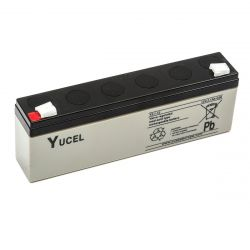 Yuasa Y2.1-12 Sealed Lead Acid Battery 12v 2.1ah Burglar Alarm Back Up