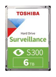 TOSHIBA - HDWT360UZSVA - S300 6TB VIDEO STREAMING HARD DRIVE