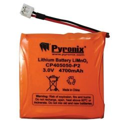 Pyronix BATT-RKP1 - Pyronix Battery 3v Lithium for Wireless Keypad LEDRKP-WE & LEDRKP/WHITE-WE