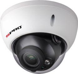 SPRO DHD20/2713RV-W-4 - 1080P 4 IN 1 VARIFOCAL VANDAL DOME, 2.7-13MM, 30M IR, SMART IR