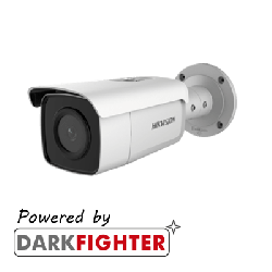 Hikvision DS-2CD2T86G2-4I AcuSense 8MP fixed lens Darkfighter bullet camera with IR
