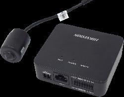 Hikvision DS-2CD6425G0-10 3.7mm covert camera & decoder