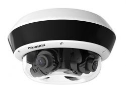 Hikvision DS-2CD6D54FWD-IZHS - EXIR Flexible PanoVu Network Camera