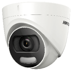 Hikvision DS-2CE72HFT-F 5MP fixed lens colour turret camera