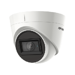 Hikvision DS-2CE78D0T-IT3FS 2MP fixed lens EXIR turret camera with audio (built in mic)