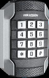 Hikvision DS-K1104MK Vandal proof Mifare card reader with keypad