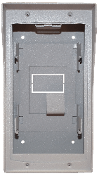Hikvision DS-KAB01 Surface mount box for use with metal intercom door stations