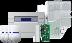 Pyronix ENF/KIT3-UK - Pyronix Enforcer Wireless Intruder Alarm Kit 3