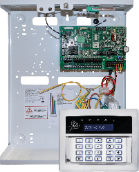 Pyronix EURO46/L-UK - PyronixRange 10-46 Zones inc LCD RKP Large Case