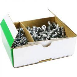 Excel Plasterboard Fixings Metal (PK 100)
