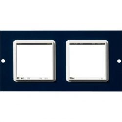 Excel 2 x Euromod Frame Plate For 350-601 3-Compartment Floor Box