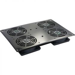 Excel Environ Four Way Roof Mount Fan Trays - Black