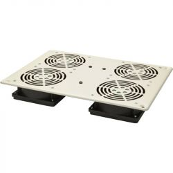 Excel Environ Four Way Roof Mount Fan Trays - Grey White