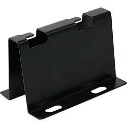 Excel Roof bracket for basket tray - Black