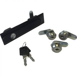Excel Environ CR Unique Lock Set (1 Handle and 3 Barrels)