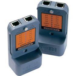 Excel Tester Unit C/W 1 Cable Identifier