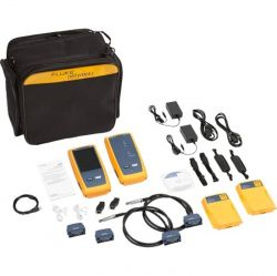Excel 1 GHz DSX-5000 Wi-Fi enabled CableAnalyzer: Versiv2 Main & Remote + DSX Copper modules (2)