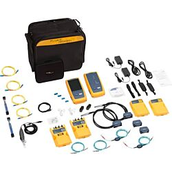 Excel 1 GHz DSX-5000 CableAnalyzer, CertiFiber Pro Quad (Multimode and Singlemode) OLTS Modules & Inspection Camera