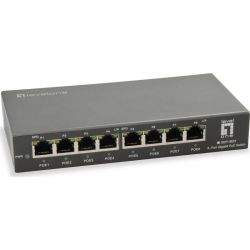 Excel 8-Port Gigabit PoE Switch, 802.3at/af PoE, 120W