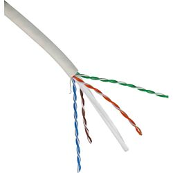 Excel Category 6 Cable U/UTP B2ca LS0H 305m Box - White