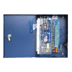 Zenith Security Co. ZS-DC121820 18 Way CCTV power supply