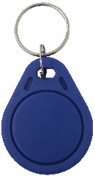 Hikvision IC-S50/Fob Contactless blue key fob for use with  intercom