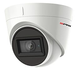 SPRO HVD80/28RW/60M-4 - 8MP DOME, 2.8MM, SMART IR, 60M IR, WHITE