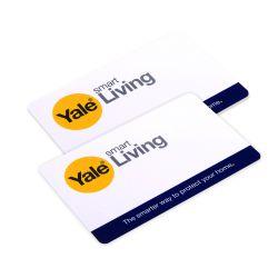Yale P-YD-01-CON-RFIDC -  2 Pack Key Cards