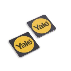 Yale P-YD-01-CON-RFIDPB - 2 Pack Black Phone Tags