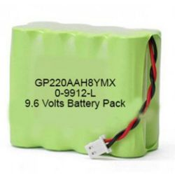 Visonic 0-9912-L - BATTERY for Powermax Panels