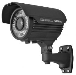 SPRO SPQ40/2812R/60M - 4MP BULLET, 2.8-12MM, SMART IR, IP66
