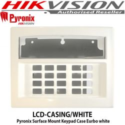 Pyronix LCD-CASING/WHITE - Pyronix Keypad Casing White