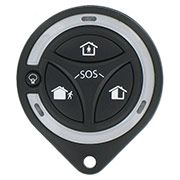 Honeywell TCC800M Four-button compact two-way keyfob