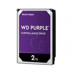 Western Digital WD20PURZ - 2 TB HDD - PURPLE SURVEILLANCE